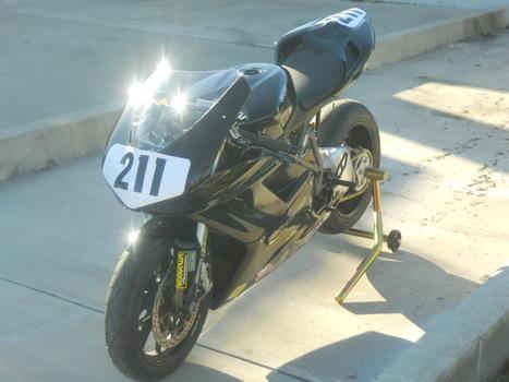 Ducati 520 Single   Richard Felkins    For Sale   Ductalk Ducati News   Scoop.it