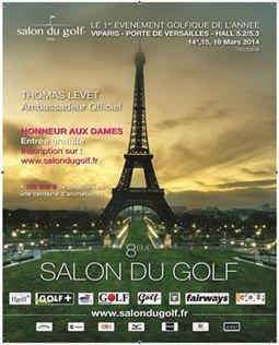 Toutes au 8e Salon du golf de Paris ! - Swing-Féminin | actualité golf - golf des vigiers | Scoop.it