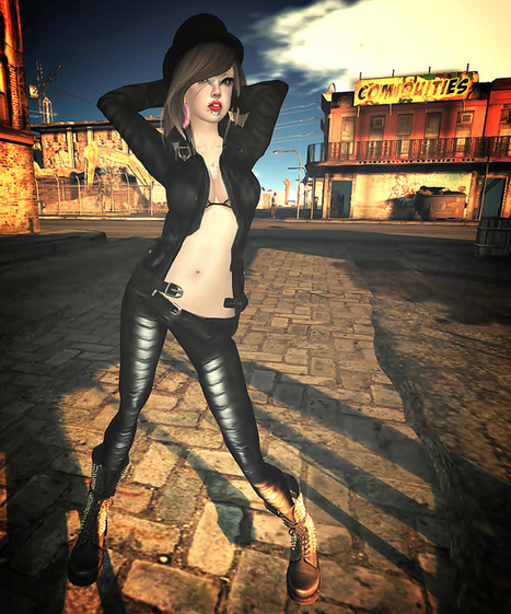 ♥ Catwalk Queen ♥: Gizza Gift | Second LIfe Good Stuff | Scoop.it