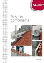 Masonry Components - SIG Construction Accessories | Construction | Scoop.it