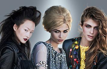 Schwarzkopf Trendy Looks 2012 | Broad St Hair- Online Magazine | Scoop.it