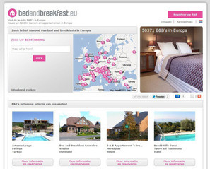 Bed & breakfast emerging in Europe | Bedandbreakfast.eu | Bed and Breakfast Marketing | Scoop.it