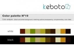 Keboto – Color Palette No19 - Keboto | color | Scoop.it