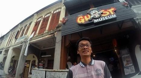 Hantu dari 5 Negara ada di Ghost Museum Penang | Anggi Alfonso | Scoop.it