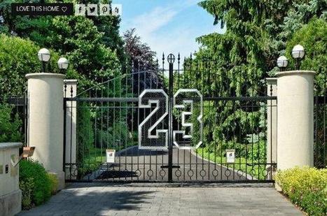 Immobilier : Michael Jordan n'arrive pas à vendre sa propriété | Immobilier : insolite | Scoop.it