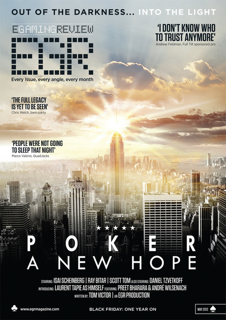 EGR MAGAZINE ISSUE #96 - EGR Magazine | Poker & eGaming News | Scoop.it