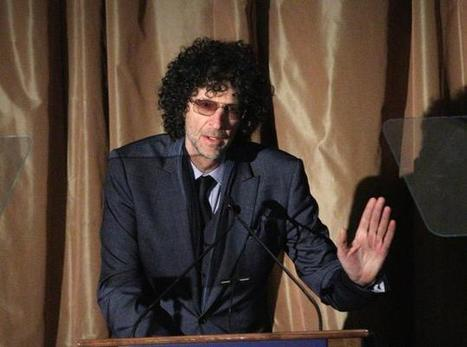 Howard Stern coy when asked about expiring contract with SiriusXM - New York Daily News | Howard Stern | Scoop.it
