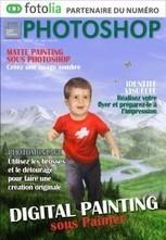 Digital Painting sous Painter | Actualites | Photoshop, Illustrator ... | ressources PHOTOSHOP | Scoop.it