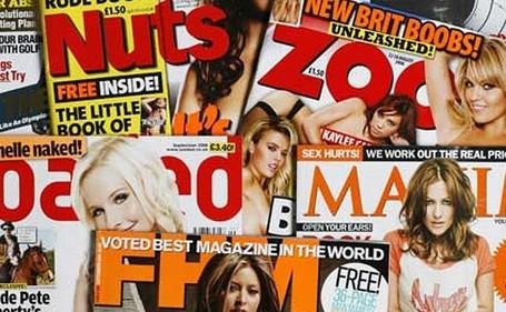 Is the iPad Saving Naughty Boy Magazines? | Mobile Revolution | Scoop.it
