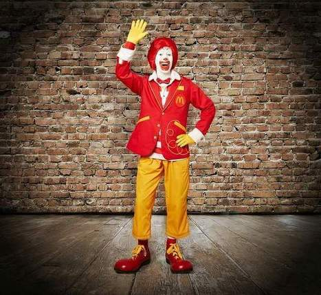 Ronald McDonald gets makeover for social media role - Tbo.com | Communicating with interest | Scoop.it