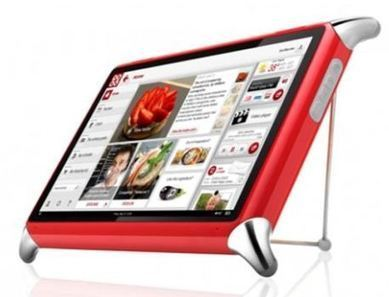 QOOQ Tablet specially Made for the Kitchen | Features | Specifications | Images | Price | QOOQ | Scoop.it