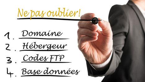 Codes, adresses et mots de passe qu'il ne faut pas oublier | WordPress France | Scoop.it