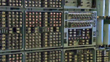 Ältester Computer der Welt wieder hochgefahren | Schach in Austria | Scoop.it