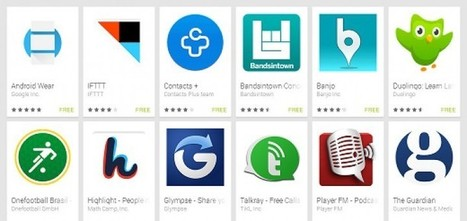 Google Play Store now has Android Wear App with a dedicated section; Google Play Services 5.0 update available - Shimla Blogger | Entertainment | Scoop.it
