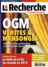 OGM : Vérités & mensonges | La Recherche | Sécurité sanitaire des aliments | Scoop.it