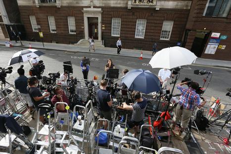 Royal baby: Kate Middleton a été admise à la maternité - Le Huffington Post | Royal baby | Scoop.it