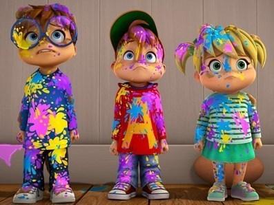 Prensario | PGS vende dos temporadas de Alvinnn!!! and The Chipmunks a Nick USA - Contenido | ALVINNN!!! and The Chipmunks | Scoop.it