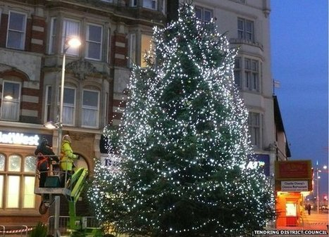 Town's Christmas tree criticism free | Essex Discount Card News & Offers | Scoop.it