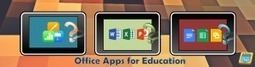 EduApps: Comparison of Office Suite Apps for Tablets | UKEdChat.com - Supporting the #UKEdChat Education Community | Edtech PK-12 | Scoop.it