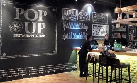 Ouvrir un pop up store à Paris ? Pourquoi donc ? - GoReception | Organisation d'evenements professionnels France | Scoop.it