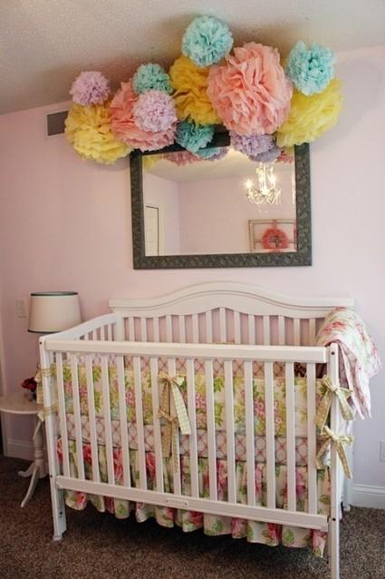 Baby girl nursery decorating ideas   Home Decorating Ideas   news new news   Scoop.it