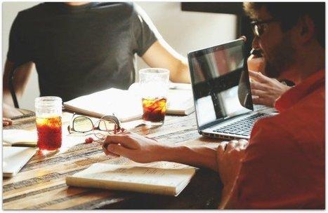Les bons plans pour travailler autrement, et ailleurs | Zevillage | Nouveaux lieux, nouveaux apprentissages | Scoop.it