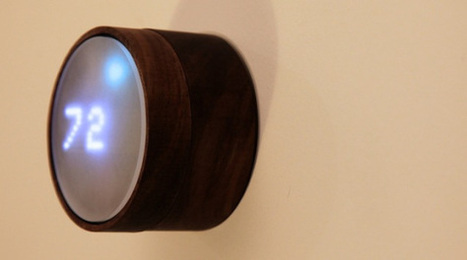 These guys built their own open-source Nest thermostat alternative in less than a day | B&T News | Scoop.it