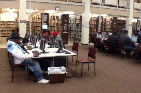 Entering the digital age: Ebook program among improvements at Jackson-Madison County Library | Tennessee Libraries | Scoop.it