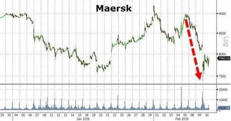 """""""It's Worse Than 2008"""": CEO Of World's Largest Shipping Company Delivers Dire Assessment Of Global Economy 