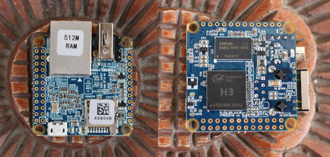 NanoPi NEO Board Gets Armbian Debian 8 & Ubuntu 16.04 with Linux 4.6 & 4.7 (Mainline), h3consumption Power Consumption Tool | Raspberry Pi | Scoop.it