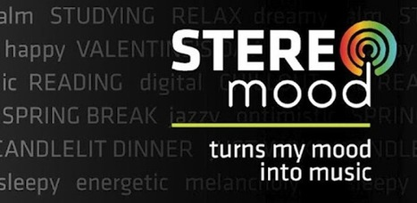 Stereomood - Application Android sur GooglePlay | Musique sous Android | Scoop.it