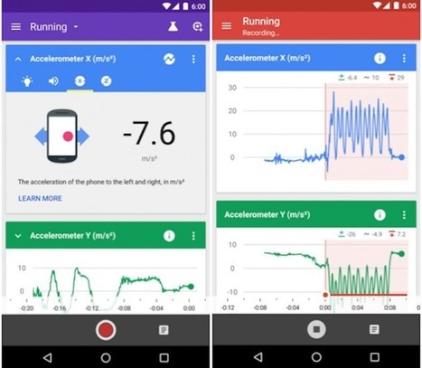 Google's New Science Journal App Connects To The Kid In You | Transmedia Storytelling meets Tourism | Scoop.it