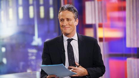 Jimmy Fallon, Jon Stewart Offer Latenight Tributes To Colbert | Miscellaneousss | Scoop.it