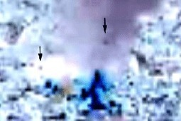 Japan Tsunami Wave UFOs Caught On Camera | Strange days indeed... | Scoop.it