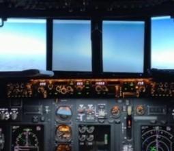 Fransman bouwt exacte replica, vliegsimulator, van cockpit Boeing 737   Social media, opmerkelijk nieuws en meer   Scoop.it