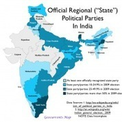 India and Indonesia: Pronounced Differences in Electoral Geography | Info | Scoop.it