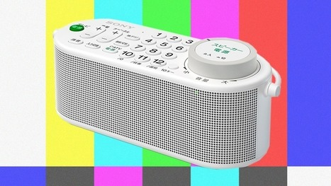 What is up with Sony's weird TV remote/speaker combo? | Discover Sigalon Valley - Where the Tags are the Topics | Scoop.it