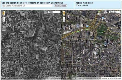 Imágenes aéreas históricas en Google Maps | Historia y Ciencias sociales | Scoop.it