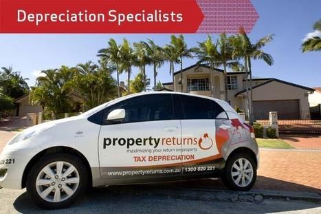 Enjoy Property Depreciation Tax Services, Australia. | Tax Depreciation Report | Scoop.it
