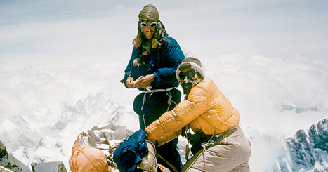First to the Everest summit: 60 years on | Landforms and Landscapes | Scoop.it