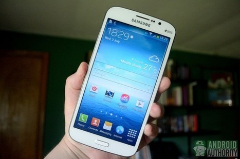 Samsung Galaxy Mega 5.8.. little brother of the Mega 6.3 review   Mobile IT   Scoop.it