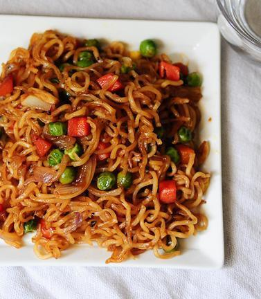 Guide to Prepare tasty Vegetable Noodles | Around The World | Scoop.it