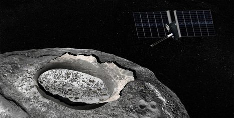 Strange Metal Asteroid Targeted in Far-Out NASA Mission Concept | Amazing Science | Scoop.it