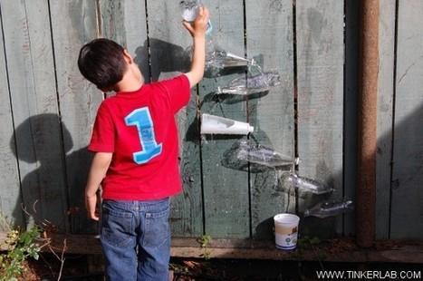 Bricolaje del Agua - Creative Projects for Kids | Noticias, Recursos y Contenidos sobre Aprendizaje | Scoop.it