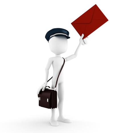 La Poste met une clé dans son Courrier Connecté | Le monde postal | Scoop.it