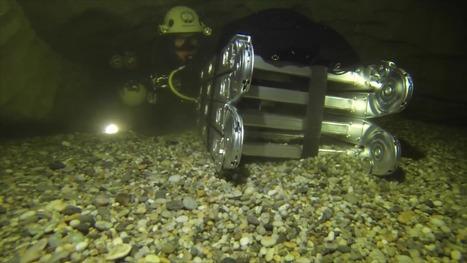 Video: Cavers Continue to Push Sweden's Longest Underwater Cave   Geology   Scoop.it
