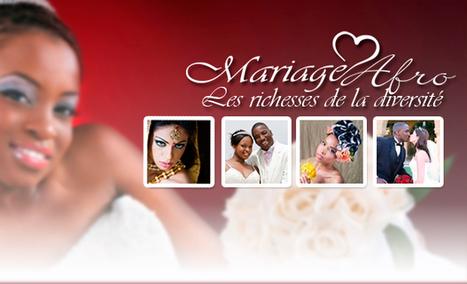 Mariage Afro: Faites éclore la première plateforme des mariages Afro en France | Mariage africain | Scoop.it