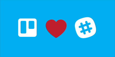 Introducing the Trello App for Slack: Collaborate Even Better | Veille perso | Scoop.it