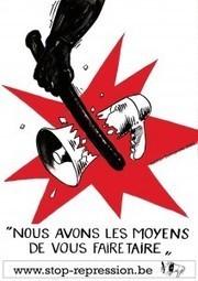 Lettre ouverte à la ministre de l'intérieur Milquet | #StopRépression #JOC | #Road to Dignity | Scoop.it