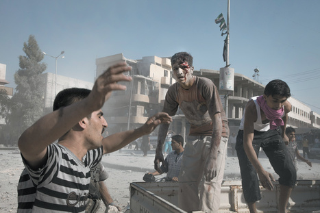 Aleppo: How Syria Is Being Destroyed by Charles Glass | The New York Review of Books | Pre-Modern Africa, the Middle East - and Beyond | Scoop.it